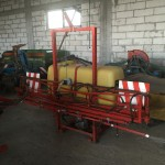 Instalatie erbicidat Holder Rau Germania