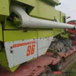 Combina agricola Claas Dominator 96, mecanic, AC, 150 CP. IMPORT