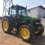 Tractor John Deere 6800, AC, 120 CP, 4x4. Import august 2019